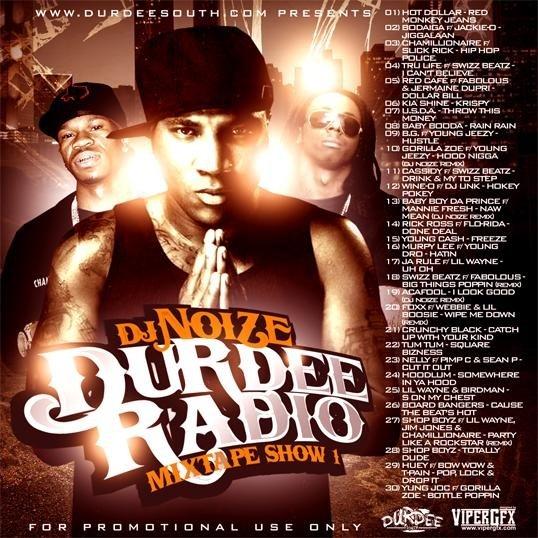 DJ Noize - Durdee Radio Mixtape Show 1