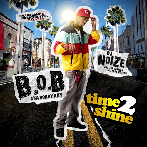 DJ Noize & B.o.B - Time 2 Shine