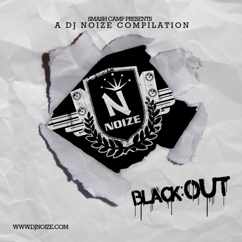 DJ Noize - Black:OUT