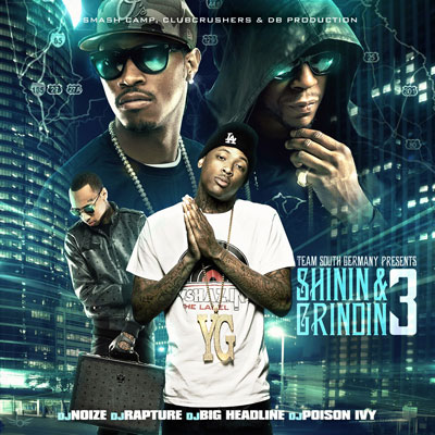 #TeamSouthGermany - Shinin & Grindin 3