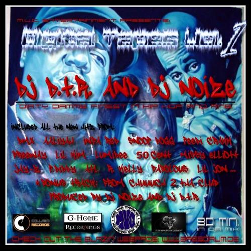 DJ D.T.R. and DJ Noize - Digital Tapes Vol.1
