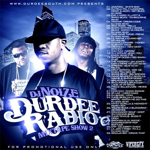 DJ Noize - Durdee Radio Mixtape Show 2