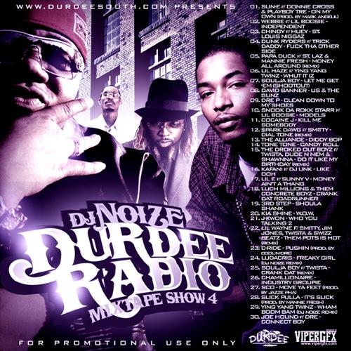 DJ Noize - Durdee Radio Mixtape Show 4