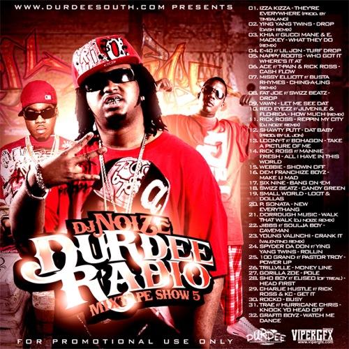 DJ Noize - Durdee Radio Mixtape Show 5