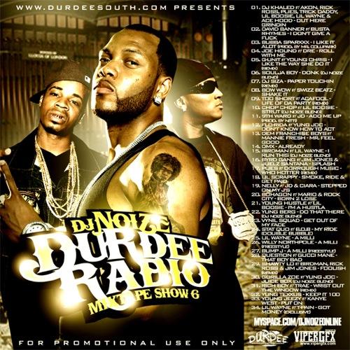 DJ Noize - Durdee Radio Mixtape Show 6