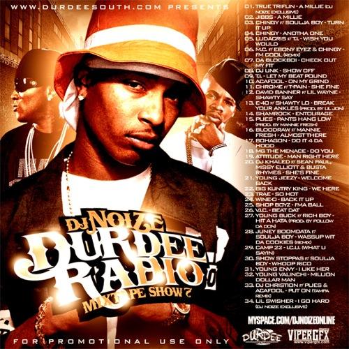 DJ Noize - Durdee Radio Mixtape Show 7