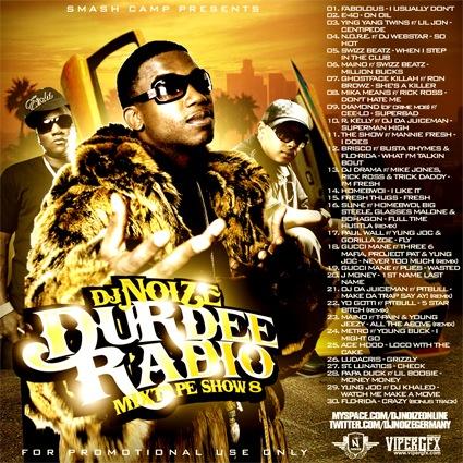 DJ Noize - Durdee Radio Mixtape Show 9