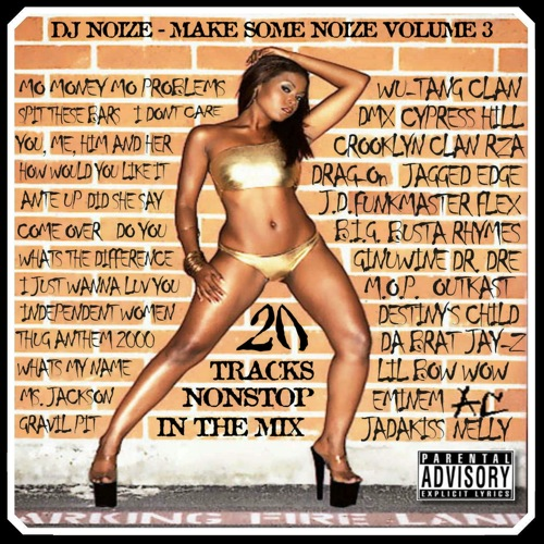 DJ Noize - Make Some Noize Vol.3