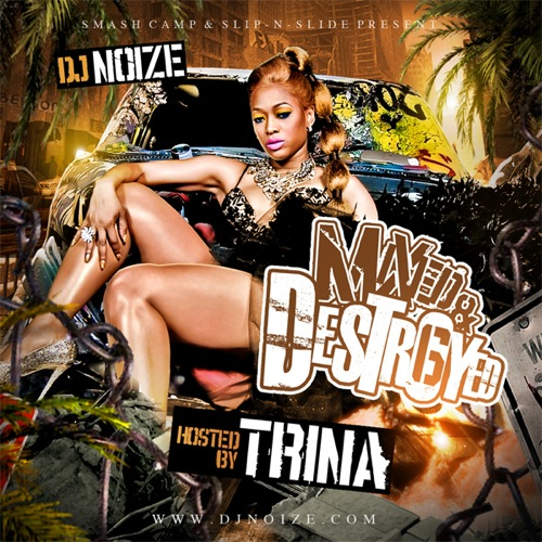 DJ Noize - Mixed & Destroyed 6 (Hosted by Trina)