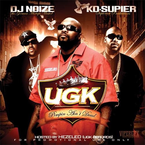DJ Noize & KD-Supier - Pimpin Ain't Dead (Hosted by Hezeleo)