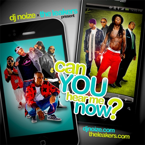 DJ Noize x The Leakers - Can You Hear Me Now