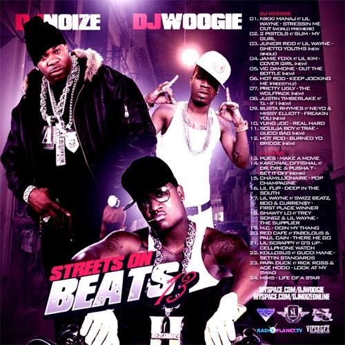 DJ Woogie & DJ Noize - Streets on Beats 13