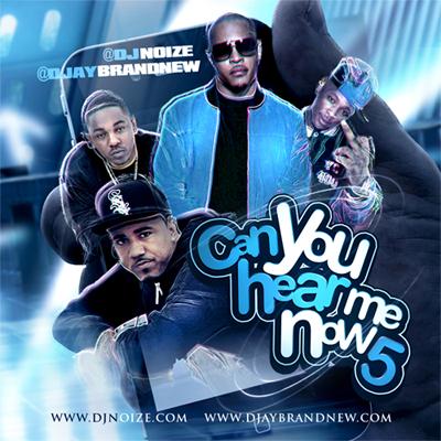 DJ Noize x DJ Brandnew - Can You Hear Me Now 5