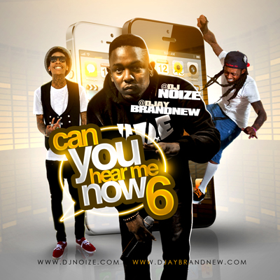 DJ Noize x DJ Brandnew - Can You Hear Me Now 6
