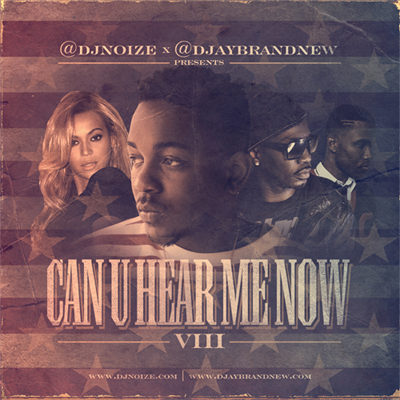 DJ Noize x DJ Brandnew - Can You Hear Me Now 8